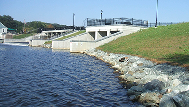 HEC-HMS with Application to Dam Safety