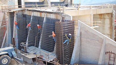 Concrete Repair and Maintenance for Dams