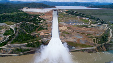 Putting Public Safety First – The Oroville Dam Spillways Emergency Recovery
