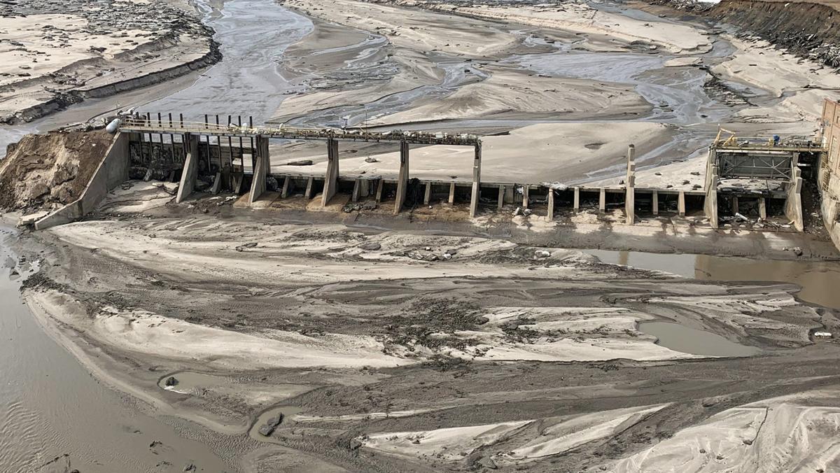 Spencer Dam Failure Investigation