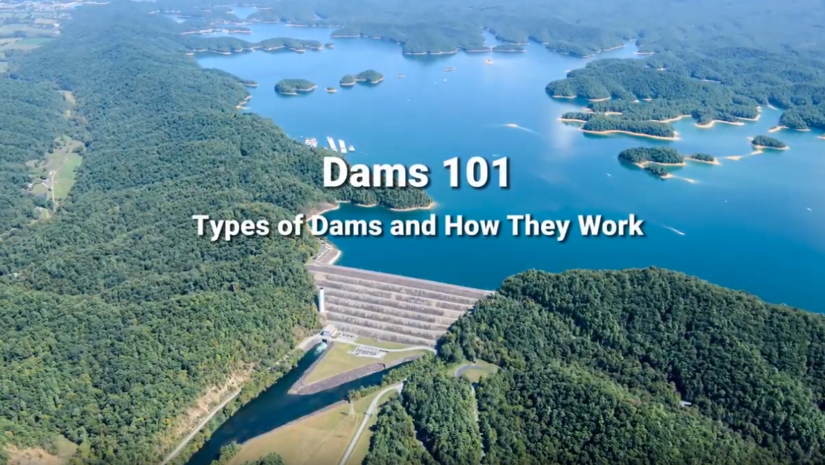 First Video in ASDSO's Dam Owner Education Series Now Available - Dams 101